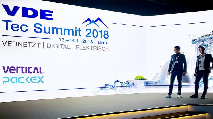 VDE Tec Summit 2018